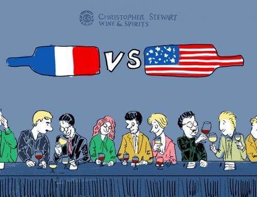 The Judgement of Paris 1976